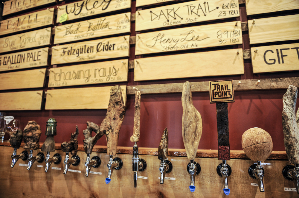 trail point brewing