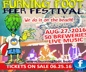 burning foot beer festival