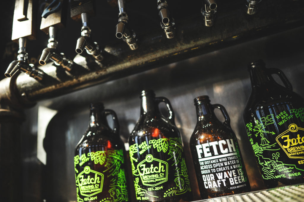 fetch brewing