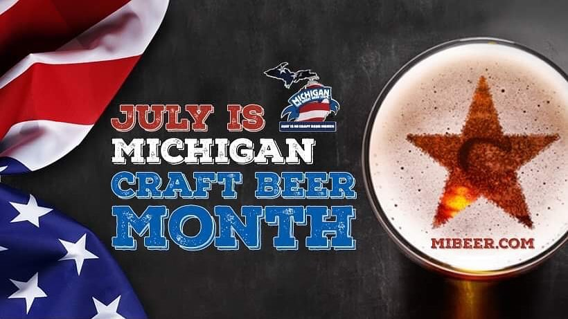 craft beer month